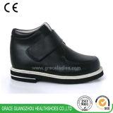 Chaussures ortho- de bleu de noir d'enfants de grace