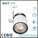 호텔 상점과 단계에 의하여 이용되는 고품질 30W/40W 옥수수 속 LED Tracklight