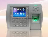 Het Biometrische Toegangsbeheer van verschillende media van de Vingerafdruk RFID Met het Systeem van de Opkomst van de Tijd (UscanII/ID)