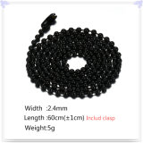 Catena dell'acciaio inossidabile dei monili di modo della collana di modo (SH068)