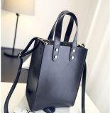 PUlederne beiläufige Tote-Beutel-Modedesigner-Dame Woman Handbag