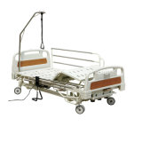 3機能電気および手動病院用ベッド