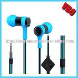 Fone de ouvido metálico do projeto novo da forma (10A53)