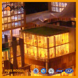 Modelos del edificio del buen precio de la alta calidad/modelo del edificio del proyecto/modelo del edificio/modelos comerciales del edificio residencial