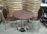 Журнальный стол и стул Flyfashion самомоднейшие деревянные для сбывания (DT-15)