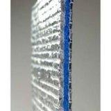 Espuma incombustible del aislante termal XPE del papel de aluminio del material de construcción