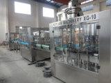 Chaîne de production remplissante droite de petite capacité