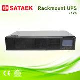 熱い販売! ! ! Sataek Rack Mount Online UPS 1kVA 110V/120V/220V/230V