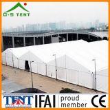 Barraca Windproof impermeável do armazém de armazenamento da estrutura do frame do telhado da tela