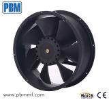 C.C. Único-Phase Axial Ventilation Fan de 245X89mm