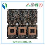 разнослоистое изготовление PCB доски PCB наблюдения обеспеченностью цепи 4layer