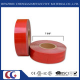 Dot-C2 Conspicuity Red Reflective Tape voor Truck (cg5700-OF)