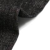 Ткань 100% джинсовой ткани хлопка черноты для джинсыов