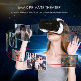 Recevoir les glaces du cas 3D de Vr personnalisées par OEM en verre de virtual reality