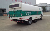 Isuzu 4X2 Sewage Suction Truck mit Vacuum Suction Pump