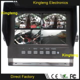 カムLCDモニタ媒体システムを逆転させるKt620車