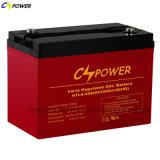 Batterie solaire de mémoire rechargeable de VRLA pour la température élevée