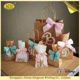Sacs de faveur d'usager avec les sacs de mariage de cadeau de traitement (JHXY-PB16051903)