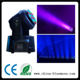Neuestes 3wx18PCS Mini LED Moving Beam Light DJ Light