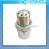 Pistolet de pulvérisation grand-angulaire anti-calorique de moulin de ciment