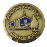 주문을 받아서 만드는 정지하십시오 선물 (xd mc 01)를 위한 커트 도전 기념품 동전을