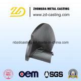 Personalizado Hi Chrome Cast Iron por Casting de Investimento