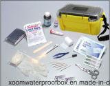 屋外またはグループまたは手段の防水救急箱(X-2002F)