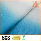 Gasa incombustible intrínsecamente ignífuga ligera del color del gradiente del poliester
