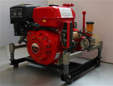 11HP Portable Fire Fighting Pump com Lifan Engine