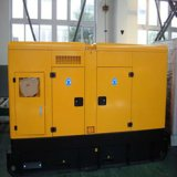 preços Diesel Soundproof trifásicos de refrigeração água do gerador 250kVA de 60Hz 1800rpm