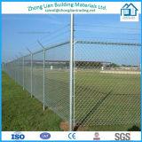Playground (ZL-CLF)를 위한 직류 전기를 통한 PVC Coated Diamond Fence