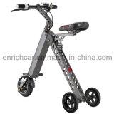 Portable, der elektrischen Roller mit 3 Rädern faltet