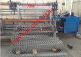 машина загородки звена цепи провода ширины 4m полноавтоматическая двойная