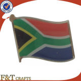 Pin poco costoso di Cutom Crossed Friendship Flag con Magnetic (FTFP1616A)
