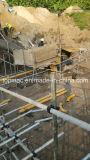 Suny Diesel bomba de concreto com 240m de bombeamento Distância (HBTS50)