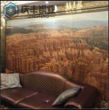 Paisaje Painting Stainless Steel Sheet (producto final 006)