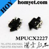 Interruptor de restauração dos produtos da segurança de SMT com tecla (HY-MPUCX2217)