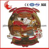 Значок Pin эмали высокого качества сплава цинка заливки формы многоразовый