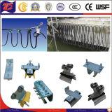 Câble d'alimentation de feston de bloc d'alimentation de piste de la grue C