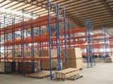 Estante estándar de la paleta del almacén de almacenaje