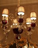 Phine moderne Kristalldekoration-hängendes Beleuchtung-Vorrichtungs-Lampen-Leuchter-Licht
