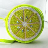 レモン十字ボディPU袋