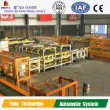 Macchina per fabbricare i mattoni automatica dell'argilla di tecnologia tedesca