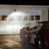 6W Portable LED Emergency Light (Sensor Lamp für House Garten Waterproof Lighting)