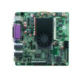 1037u an Bord 2 RAM MiniItx eingebetteter industrieller Motherboard 10 GBs COM-, 8 USB, 2 LAN, DC Spannung