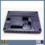 Usinage de commande numérique par ordinateur d'aluminium anodisé (MQ722)