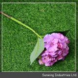 新しいデザインプラスチック多彩なカスタマイズされた人工絹の花