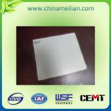 Feuille de stratifié d'époxy de fibres de verre de qualité