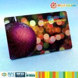 支払のための13.56MHz MIFARE DESFire 4K 8K RFIDのスマートカード