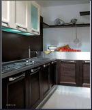 Welbom 2016 L tradicional armario de la cocina de madera sólida de la forma
